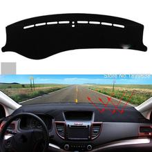Car dashboard Avoid light pad Instrument platform desk cover Mats Carpets Auto accessories for Hyundai sonata 2009 - 2016(China)