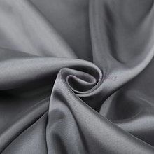 100% cotton fabric high grade solid soft opaque lining fabric luxury dress fabric interlining 120cm*3yards free shipping(China)