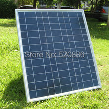 DE stock, no tax, 80w 2*40w 18v poly solar panel  pv Rv boat for charge12v battery or DIY solar appliances, free shipping