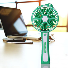 2017 Portable Mini Air Conditioner Fan Rechargeable Li Battery Air Conditioning Power Bank Home USB Fan Outdoor Travel Cool Fan