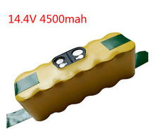 Upgraded 14.4v 4500mAh Ni-MH Replacement Battery for iRobot Roomba 500 600 700 800 Series On Sale Free Shipping(China)