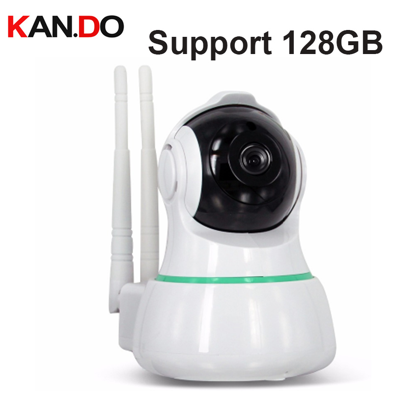 720P Smart WIFI PTZ IP Camera Night Vision Two Way Audio CCTV Wireless Surveillance Camera IOS Android monitor baby monitor<br>