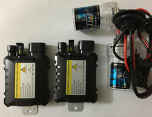 H1 xenon 55W HID xenon kit 4300K 5000K 6000K 8000k 10000k for car headlight xenon H3 H7 H8 H11 9005 9006 880 881 bulb kit(China)
