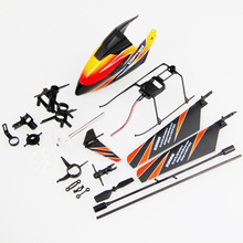 F05098 WL V911 Quick-wear Accessory Full Kit: Canopy Blade Connecting Parts Landing Skid
