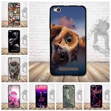 For Xiaomi Redmi 4A 4 A Case 5.0'' Cover Soft TPU Fundas Coque For Redmi4A Cover 3D Cute Shell Bags For Hongmi 4A Phone Cases