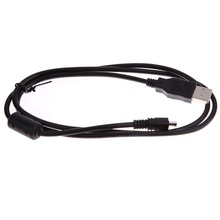 Hot Sale 1M 8 Pin USB Data Cable for Nikon Olympus Pentax Sony Panasonic Sanyo