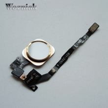 OEM for IPhone 5S Touch ID Sensor Home Button Key Flex Cable Assembly No Fingerprint function(China)