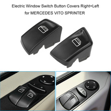 Electric Window Switch Button Covers Right+Left MERCEDES VITO SPRINTER