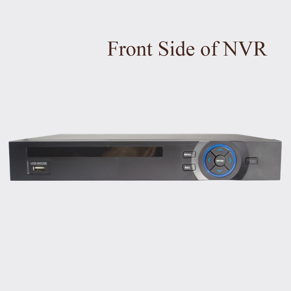 Front Part of NVR