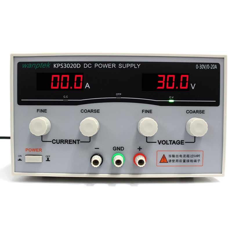 KPS6010D 60V 10A High Power Supply 600W 30V20A Laboratory Power SupplyAdjustable 0.01A Switch DC power supply (2)
