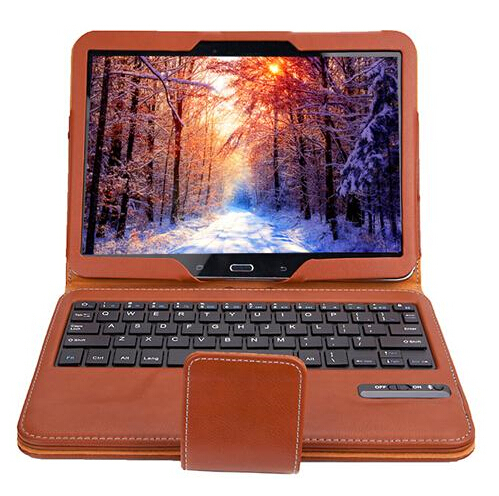 Removable Magnet Wireless Bluetooth Keyboard Stand font b Case b font Cover For font b Samsung