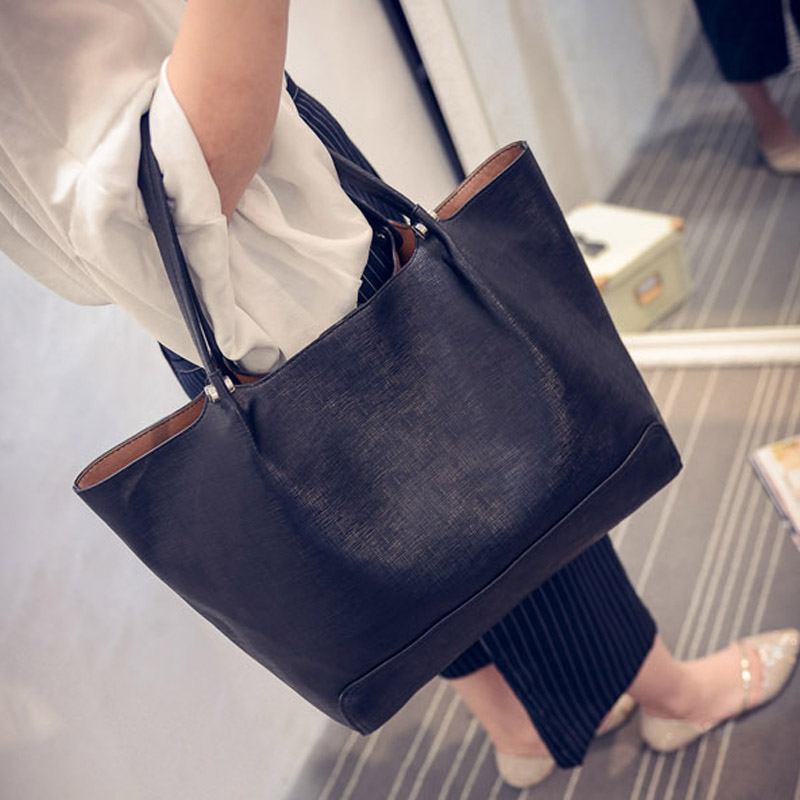 Hot sale 2017 Fashion Brand Women Leather Handbags Casual Ladies Shoulder bags Tote Crossbody Bag Vintage Messenger Bags Gift<br><br>Aliexpress