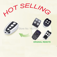 high quality duplicator universal RF remote control rolling code Nice-Flors/ V2/ Nice-one/Ditec