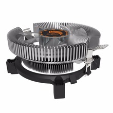 1pcs Practical Home Computer PC CPU Cooling Fan Cooler CPU Radiator For AMD /AM2/AM2+/AM3 For INTEL LGA775
