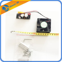 Heater Fan thermostat Temperature Control System for CCTV AHD TVL 1080P Camera DC 12V
