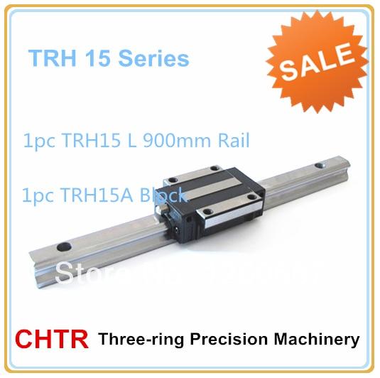 linear smooth rod TRH15A1L1-900<br>