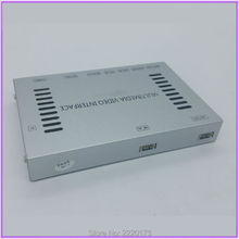 In Car Multimedia System Video Interface Built-in GPS with IPAS For 2013 Jaguar XF Parking Guidelines(China)