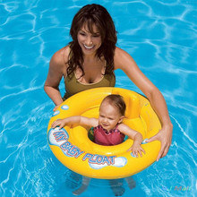 Swimming Pool Baby Swimming Ring Inflatable Float Swimming Circle Kid Children Safety Swimming Ring(China)