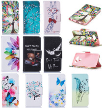 Funny Desgin Luxury PU Leather Back Cover Case Protective Shell For LG V20 Clamshell Wallet Phone Case With Card Holder