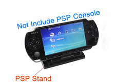 Handheld game Stand Holder Mount for PSP 1000 PSP GO / PSP 2000 / PSP 3000 PSV Black