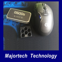 Red light Logitech G500S with G500s shell  and G500 motherboard