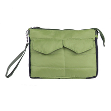 Sleeve Handbag Pouch Cover Bag for Mini ipad 1/2/3/4/5 Air 10 Inch Case(Green)