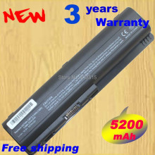 NEW Replacement Laptop Battery for HP Compaq EV06 CQ40 DV4 HSTNN-DB72 5200Mah