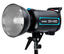 Godox QS400 400W 220V Studio Flash Strobe Light Studio Monolight for Amateurs OR Professional Studio Photographers