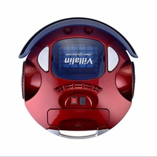Villalin / Smart Home Robot Vacuum Cleaner Automatic Vacuum Cleaner Sweeping Mopping the Floor