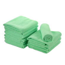 Ehome Microfiber Mops Cleaning Cloth Wiping Set are Perfect for Furniture Car washing  Easily Clean Without Chemicals Green