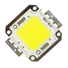 High Power Epistar COB LED Chip 100W Integrated Chips SMD For Floodlight Spot light Warm/ Cold White Full 100 Watt 3000MA 32-35V