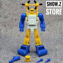 [Show.Z Store] FansToys FT-27 Fans Toys FT27 Spindrift MasterPiece Seaspray Transformation Action Figure