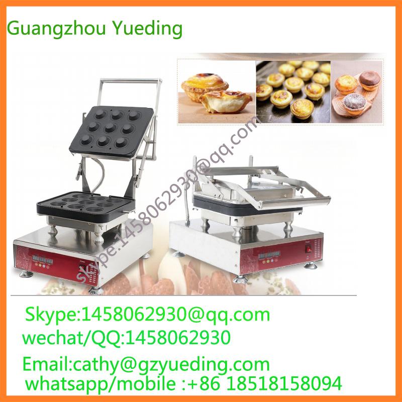 Egg tart machine