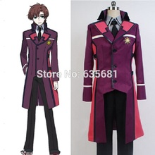 New Arrival Cos The Irregular at Magic High School Masaki Ichijo Cosplay Costume Long School Uniform Boy Students Clothing Set