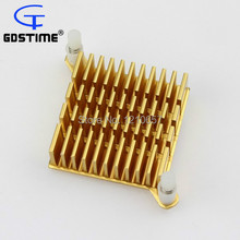 2PCS LOT Passive 40mm x 40mm X 13mm Motherboard Chipset Chipset RIP cooler PC Heat-Sink(China)