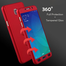 Buy GXE Luxury 360 Full Protection Protective Cover Case Samsung Galaxy J3 J5 J7 2017 J330 J530 J730 J2 Prime J3 J7 2016 J5 2016 for $3.99 in AliExpress store