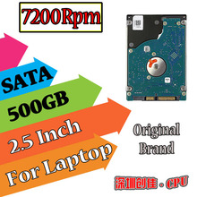 "brand New 500g 500GB 7200RPM 2.5"" SATA 16MB Internal Hard Disk Drives HDD 7200 500g 320G 320GB 160GB 160G"