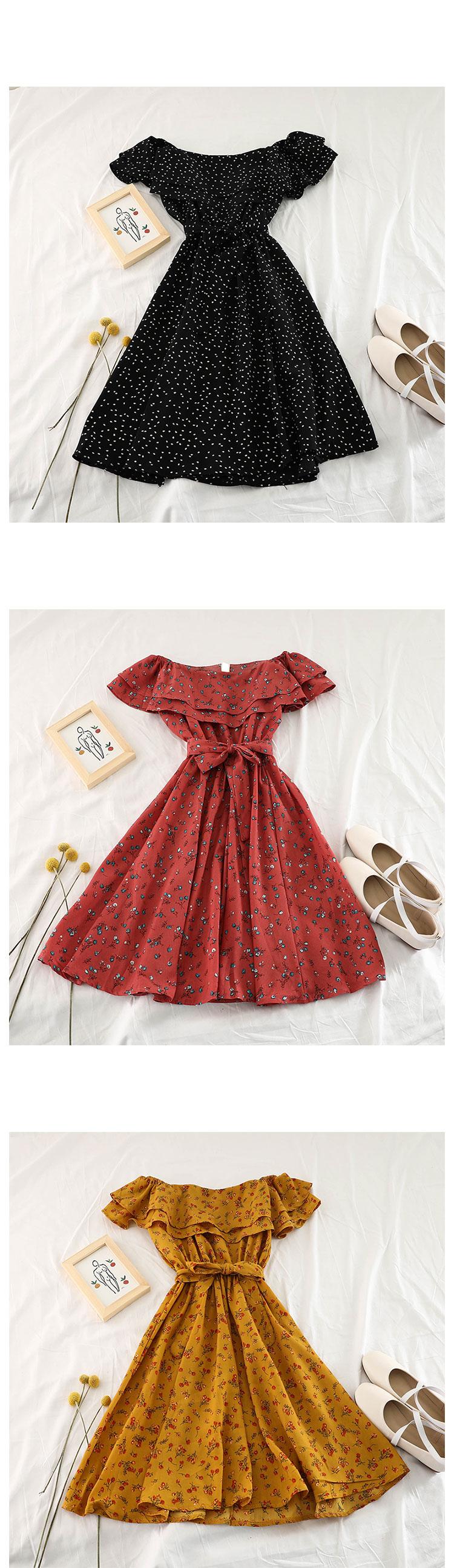 New fashion women's dresses 3