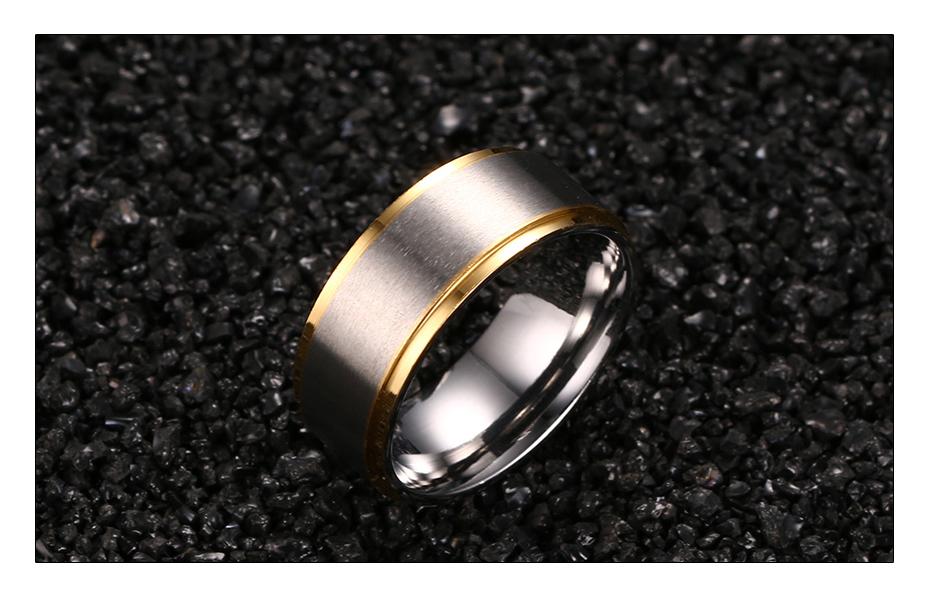 Meaeguet Classic Couple Wedding Rings For Men Women Titanium Steel Lover's Engagement Wedding Bands Alianca De Casamento (3)