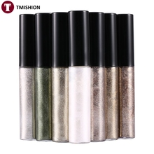 Glitter Women Shiny Long Lasting Eye Liner Waterproof Makeup Eyeliner Liquid Beauty Cosmetic Tool Gift For Girls Maquiagem(China)