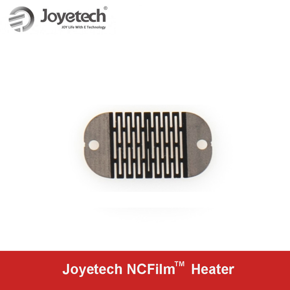New Arrival! Original Joyetech NCFilm Heater for T80 Kit Cubis Max Atomizer Head Electronic Cigarette Cores IN STOCK!
