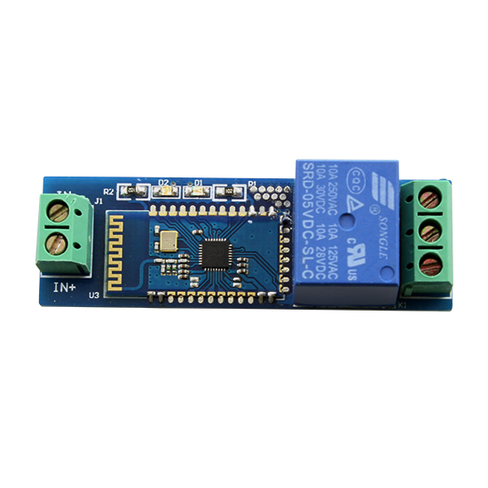 5V bluetooth relay module/Mobile phone bluetooth/Remote control switch/The Internet of things xj<br><br>Aliexpress