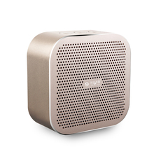 SEE ME HERE BV180 Outdoor Wireless Bluetooth 4.2 Speaker 5W Portable mini Metal Stereo with mic TF card AUX-in for ipad & phone