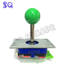 2pcs/lot Switchable Ball Arcade Zippy joystick 2 4 8 ways Operation Controller for Arcade Games Machine