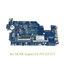 NBML811002 Z5WAH LA-B161P for Acer Aspire 15.6-Inch E5-571P Intel Laptop Motherboard Core i3-4030U processor DDR3L HD Graphics(China)