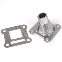 Intake Manifold Inlet For 47cc 49cc Pocket Bike Mini Moto Dirt Bike-STYLE A-Without Pipe