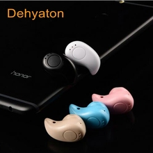 Dehyaton support wholesales S530 bluetooth earphone Mini 4.0 wireless earpiece Small Stereo Sports Cordless Hands free headset(China)