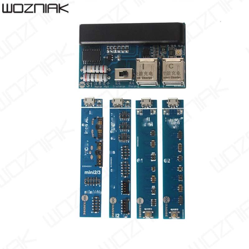 Wozniak Universal Battery Activation Charge Board for iphone xiaomi Samsung Huawei ipad Phone Repair Test Board Tool            <br>