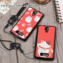 Buy A2010 Case Silicon Cover Lenovo 2010 A2010-a A2580 A2860 Angus 2 Silk Cartoon Cute Soft Funda Back Cover Capa for $1.66 in AliExpress store