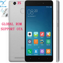 "Original Xiaomi Redmi 3S 3 S Mobile Phone 4100mAh Battery Fingerprint ID Snapdragon 430 Octa Core 5"" 720P 13MP Camera Metal Body(China)"